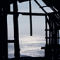 Barn Silhouette #2, Big Sur